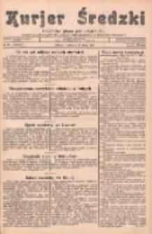 Kurjer Średzki: niezależne pismo polsko-katolickie: organ publikacyjny dla wszystkich urzędów w powiecie średzkim 1934.02.10 R.4 Nr16