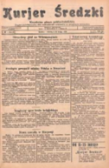 Kurjer Średzki: niezależne pismo polsko-katolickie: organ publikacyjny dla wszystkich urzędów w powiecie średzkim 1934.02.20 R.4 Nr20