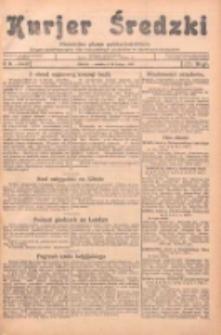 Kurjer Średzki: niezależne pismo polsko-katolickie: organ publikacyjny dla wszystkich urzędów w powiecie średzkim 1934.02.24 R.4 Nr22