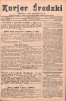 Kurjer Średzki: niezależne pismo polsko-katolickie: organ publikacyjny dla wszystkich urzędów w powiecie średzkim 1934.03.01 R.4 Nr24