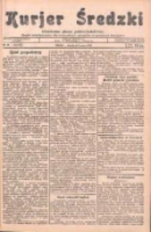 Kurjer Średzki: niezależne pismo polsko-katolickie: organ publikacyjny dla wszystkich urzędów w powiecie średzkim 1934.03.06 R.4 Nr26