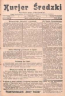 Kurjer Średzki: niezależne pismo polsko-katolickie: organ publikacyjny dla wszystkich urzędów w powiecie średzkim 1934.03.13 R.4 Nr29
