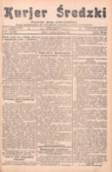Kurjer Średzki: niezależne pismo polsko-katolickie: organ publikacyjny dla wszystkich urzędów w powiecie średzkim 1934.03.24 R.4 Nr34