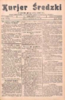 Kurjer Średzki: niezależne pismo polsko-katolickie: organ publikacyjny dla wszystkich urzędów w powiecie średzkim 1934.03.29 R.4 Nr36