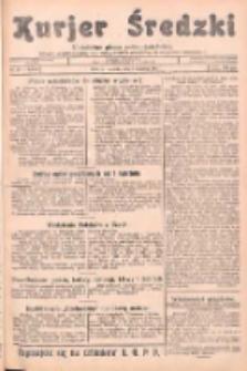 Kurjer Średzki: niezależne pismo polsko-katolickie: organ publikacyjny dla wszystkich urzędów w powiecie średzkim 1934.04.07 R.4 Nr39