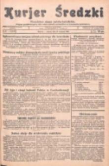 Kurjer Średzki: niezależne pismo polsko-katolickie: organ publikacyjny dla wszystkich urzędów w powiecie średzkim 1934.04.17 R.4 Nr43