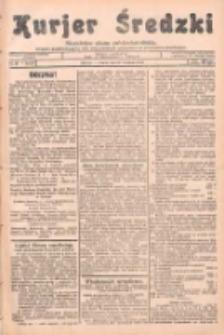 Kurjer Średzki: niezależne pismo polsko-katolickie: organ publikacyjny dla wszystkich urzędów w powiecie średzkim 1934.04.21 R.4 Nr45