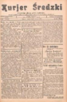 Kurjer Średzki: niezależne pismo polsko-katolickie: organ publikacyjny dla wszystkich urzędów w powiecie średzkim 1934.04.24 R.4 Nr46