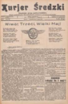 Kurjer Średzki: niezależne pismo polsko-katolickie: organ publikacyjny dla wszystkich urzędów w powiecie średzkim 1934.05.03 R.4 Nr50
