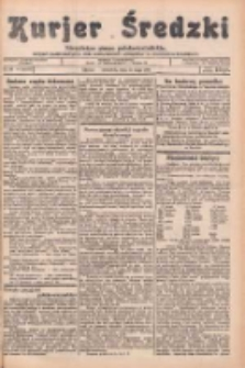 Kurjer Średzki: niezależne pismo polsko-katolickie: organ publikacyjny dla wszystkich urzędów w powiecie średzkim 1934.05.17 R.4 Nr56