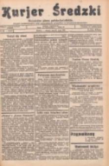 Kurjer Średzki: niezależne pismo polsko-katolickie: organ publikacyjny dla wszystkich urzędów w powiecie średzkim 1934.05.29 R.4 Nr60