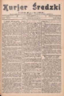 Kurjer Średzki: niezależne pismo polsko-katolickie: organ publikacyjny dla wszystkich urzędów w powiecie średzkim 1934.06.05 R.4 Nr63