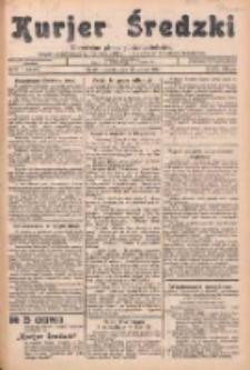Kurjer Średzki: niezależne pismo polsko-katolickie: organ publikacyjny dla wszystkich urzędów w powiecie średzkim 1934.06.23 R.4 Nr71