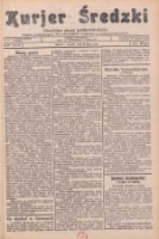 Kurjer Średzki: niezależne pismo polsko-katolickie: organ publikacyjny dla wszystkich urzędów w powiecie średzkim 1934.07.10 R.4 Nr77
