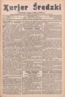 Kurjer Średzki: niezależne pismo polsko-katolickie: organ publikacyjny dla wszystkich urzędów w powiecie średzkim 1934.07.12 R.4 Nr78