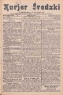 Kurjer Średzki: niezależne pismo polsko-katolickie: organ publikacyjny dla wszystkich urzędów w powiecie średzkim 1934.07.21 R.4 Nr82