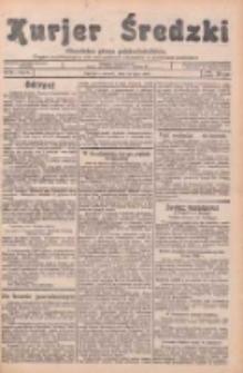 Kurjer Średzki: niezależne pismo polsko-katolickie: organ publikacyjny dla wszystkich urzędów w powiecie średzkim 1934.07.24 R.4 Nr83