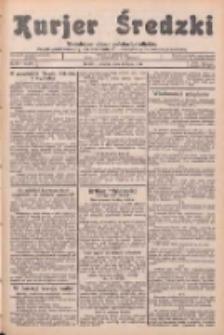 Kurjer Średzki: niezależne pismo polsko-katolickie: organ publikacyjny dla wszystkich urzędów w powiecie średzkim 1934.07.31 R.4 Nr86