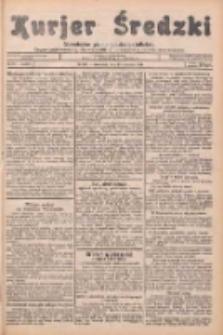 Kurjer Średzki: niezależne pismo polsko-katolickie: organ publikacyjny dla wszystkich urzędów w powiecie średzkim 1934.08.23 R.4 Nr95