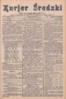 Kurjer Średzki: niezależne pismo polsko-katolickie: organ publikacyjny dla wszystkich urzędów w powiecie średzkim 1934.09.04 R.4 Nr100