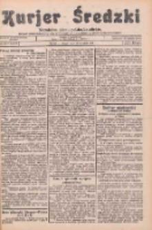 Kurjer Średzki: niezależne pismo polsko-katolickie: organ publikacyjny dla wszystkich urzędów w powiecie średzkim 1934.09.11 R.4 Nr103