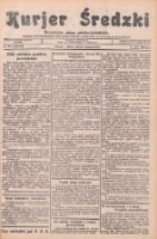 Kurjer Średzki: niezależne pismo polsko-katolickie: organ publikacyjny dla wszystkich urzędów w powiecie średzkim 1934.09.15 R.4 Nr105