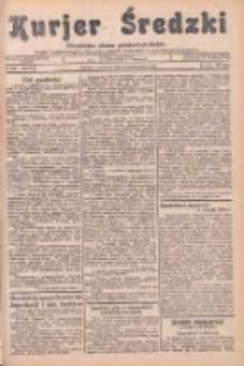 Kurjer Średzki: niezależne pismo polsko-katolickie: organ publikacyjny dla wszystkich urzędów w powiecie średzkim 1934.10.11 R.4 Nr116