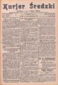 Kurjer Średzki: niezależne pismo polsko-katolickie: organ publikacyjny dla wszystkich urzędów w powiecie średzkim 1934.10.16 R.4 Nr118
