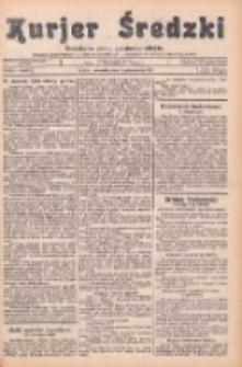 Kurjer Średzki: niezależne pismo polsko-katolickie: organ publikacyjny dla wszystkich urzędów w powiecie średzkim 1934.10.18 R.4 Nr119
