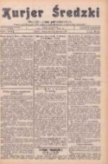 Kurjer Średzki: niezależne pismo polsko-katolickie: organ publikacyjny dla wszystkich urzędów w powiecie średzkim 1934.10.23 R.4 Nr121