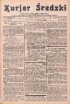 Kurjer Średzki: niezależne pismo polsko-katolickie: organ publikacyjny dla wszystkich urzędów w powiecie średzkim 1934.11.20 R.4 Nr133