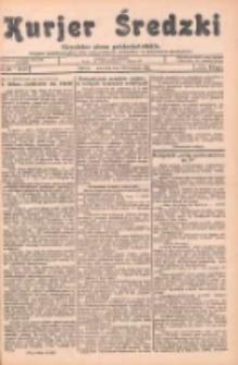Kurjer Średzki: niezależne pismo polsko-katolickie: organ publikacyjny dla wszystkich urzędów w powiecie średzkim 1934.11.22 R.4 Nr134