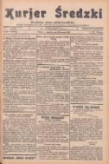 Kurjer Średzki: niezależne pismo polsko-katolickie: organ publikacyjny dla wszystkich urzędów w powiecie średzkim 1934.11.29 R.4 Nr137