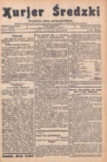 Kurjer Średzki: niezależne pismo polsko-katolickie: organ publikacyjny dla wszystkich urzędów w powiecie średzkim 1934.12.13 R.4 Nr143