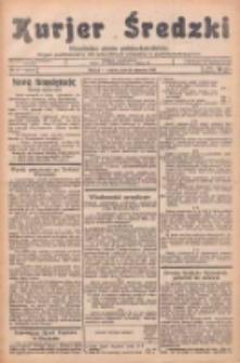 Kurjer Średzki: niezależne pismo polsko-katolickie: organ publikacyjny dla wszystkich urzędów w powiecie średzkim 1935.01.19 R.5 Nr9
