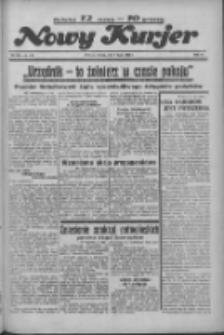 """Nowy Kurjer: dawniej """"Postęp"""" 1936.07.07 R.47 Nr155"""