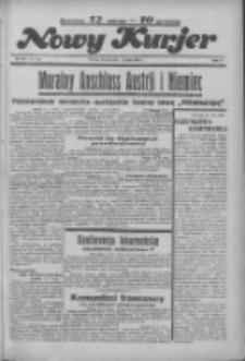 """Nowy Kurjer: dawniej """"Postęp"""" 1936.07.14 R.47 Nr161"""