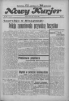 """Nowy Kurjer: dawniej """"Postęp"""" 1936.07.15 R.47 Nr162"""