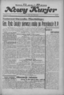 """Nowy Kurjer: dawniej """"Postęp"""" 1936.07.17 R.47 Nr164"""