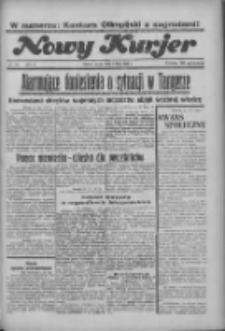 """Nowy Kurjer: dawniej """"Postęp"""" 1936.07.31 R.47 Nr176"""