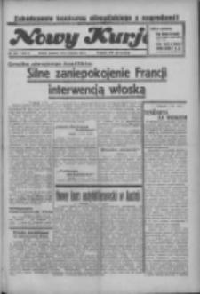 """Nowy Kurjer: dawniej """"Postęp"""" 1936.08.02 R.47 Nr178"""