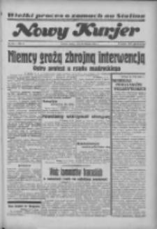 """Nowy Kurjer: dawniej """"Postęp"""" 1936.08.22 R.47 Nr194"""