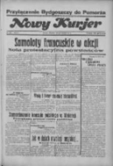 """Nowy Kurjer: dawniej """"Postęp"""" 1936.08.23 R.47 Nr195"""