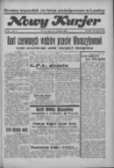 """Nowy Kurjer: dawniej """"Postęp"""" 1936.08.29 R.47 Nr200"""