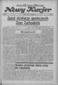 """Nowy Kurjer: dawniej """"Postęp"""" 1936.09.08 R.47 Nr208"""