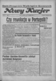 """Nowy Kurjer: dawniej """"Postęp"""" 1936.09.13 R.47 Nr213"""