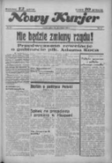 """Nowy Kurjer: dawniej """"Postęp"""" 1936.09.18 R.47 Nr217"""