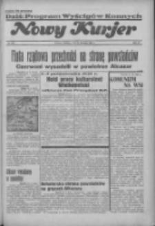 """Nowy Kurjer: dawniej """"Postęp"""" 1936.09.20 R.47 Nr219"""