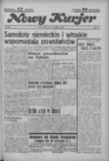 """Nowy Kurjer: dawniej """"Postęp"""" 1936.09.26 R.47 Nr224"""