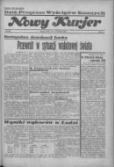 """Nowy Kurjer: dawniej """"Postęp"""" 1936.09.30 R.47 Nr227"""